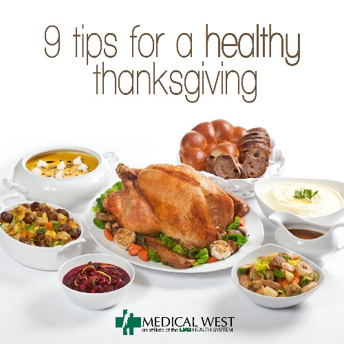 Different Thanksgiving meal items